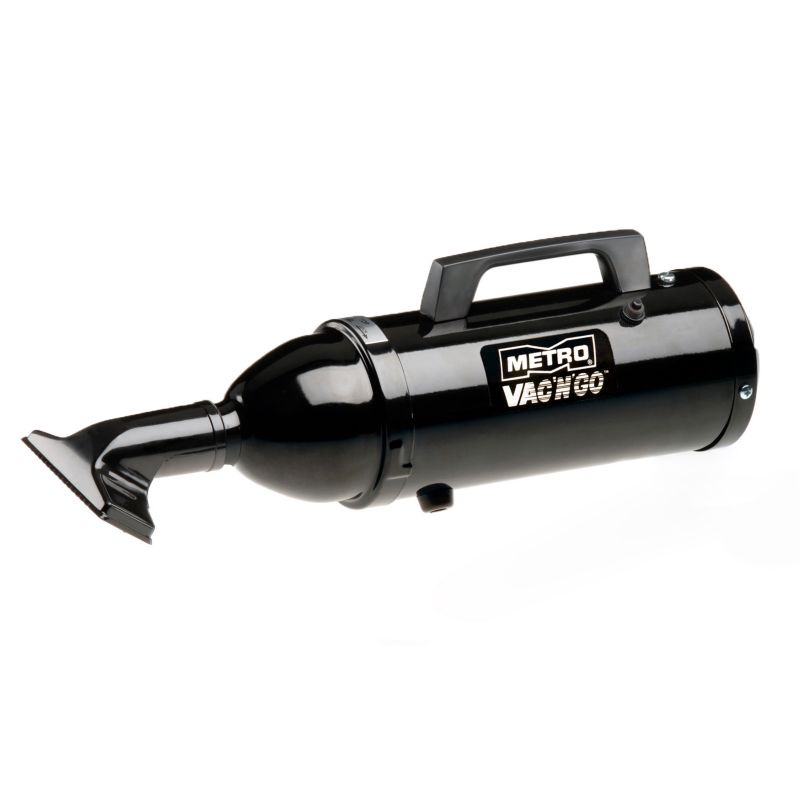 MetroVac Vac 'N' Go High-Performance Handheld Vacuum, Black - AM-2B thumbnail